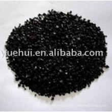 Charbon actif granulaire à base de noix