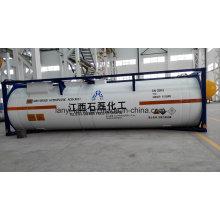 Recipiente del tanque del acero de carbono 38000L 30FT nuevo para los productos químicos solicitados por Lr, ASME