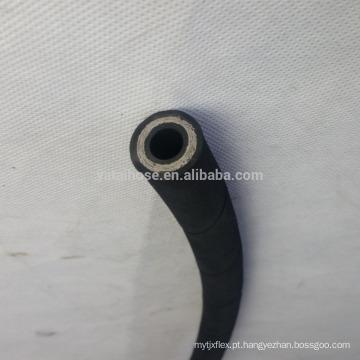 Mangueira da máquina da imprensa Hydrualic da espiral do fio de aço de 4SP quatro
