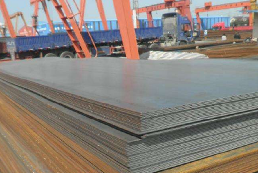 Raw-Material And In Steel Structure
