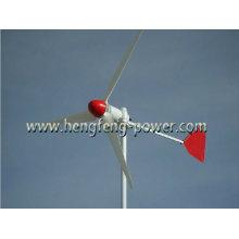 CE direto unidade baixa velocidade baixa partida binário ímã permanente gerador 1kw turbina eólica