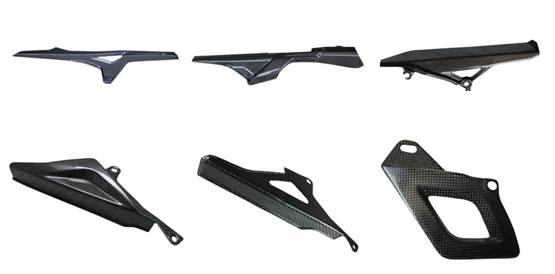 carbon fiber chain guard