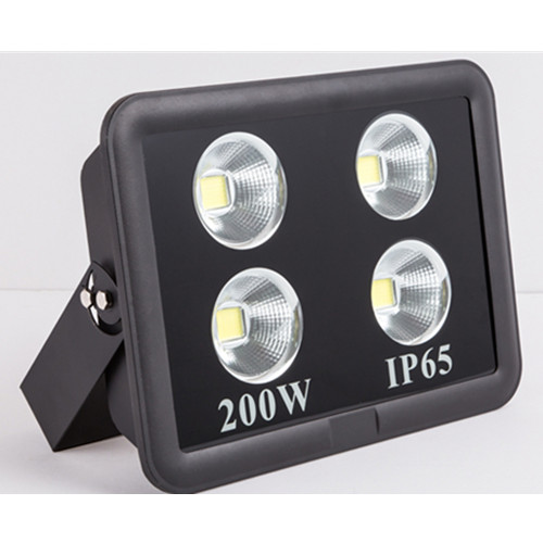 LED flood light color