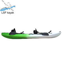 Sit on top 3 person family kayak for sale hot sale rotomold canoe