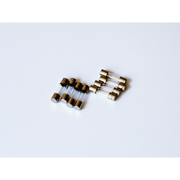 PSE Certificado Tubo de vidrio Fusible de acción rápida 5X20 mm
