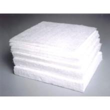 silica needle mat