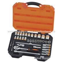 56-piece deep socket and extension bar set