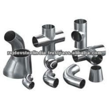 Dairy Butt weld fittings