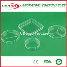 Platos de cultivo de plástico Henso