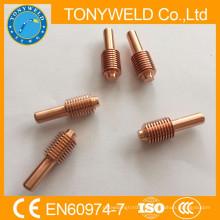 Consommateur de pièces de coupe plasma 1650 électrode 120926