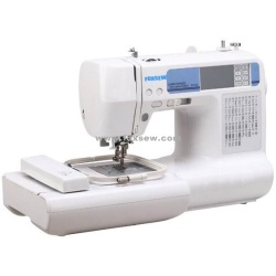 Maszyna do szycia i haftowania gospodarstw domowych