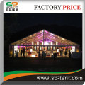 Clear Top tents perfect for evening events and parties 20x40m