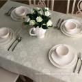 Tissu de table Jacquard Design