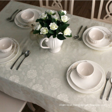 Table Cloth Jacquard Design