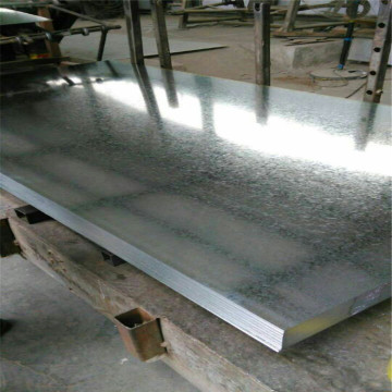 Baja Gulungan Dingin Coil Galvanzied Iron Sheets
