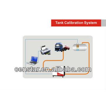 Fornecer a solução total para o posto de gasolina/tanque sistema de calibração
