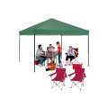 Carpa plegable Instant Shelter PVC techo y paredes