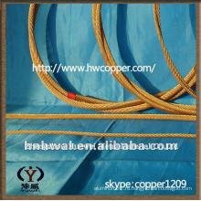 Простой отожженный медный кабель