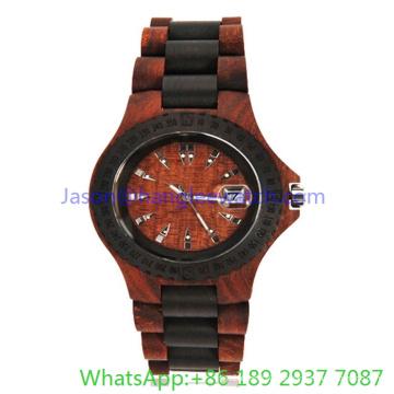 2016 le bois dernière montres pour Dame (Ja-15173)