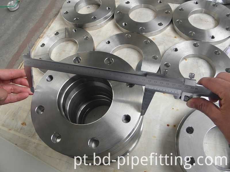 A182 Steel Forged Flange