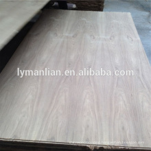 fl 4mm Burma natural teak veneer plywood for furniture