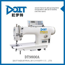 DT9800A Electronic thread tension computerized lockstitch sewing machine JUIK type