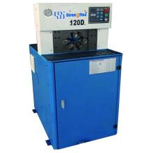 Máquina prensadora de mangueras hidráulicas 120D