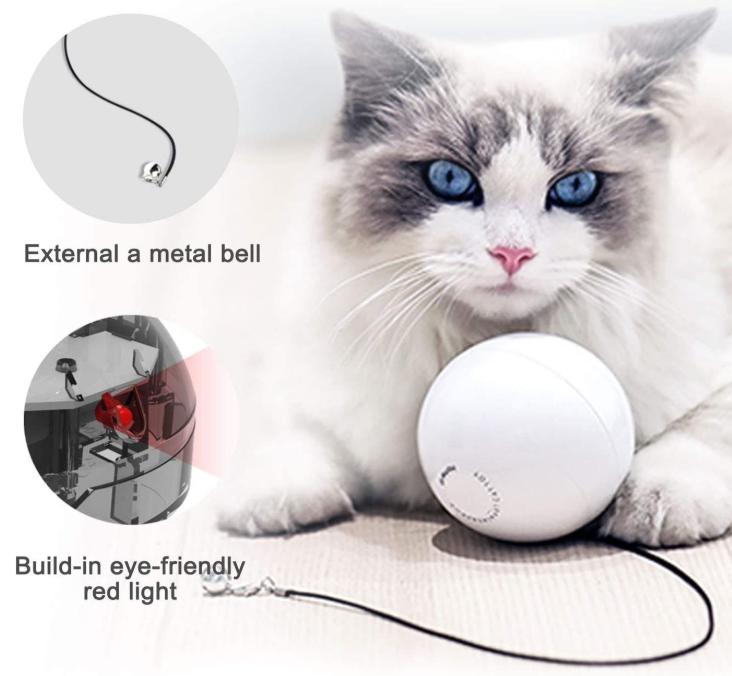 Automatic Pet Toys