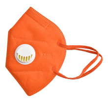 Face mask filter 5 layers kn95 with valve