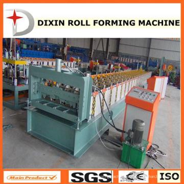 2015 Productos principales Plataforma de suelo Máquina formadora de rollo