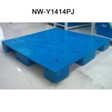 Suzhou Hersteller von billigen Stabilität Kunststoffpalette 1400 * 1400 * 145mm