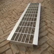 Стальные решетки для дренажной канавы подъездной дороги