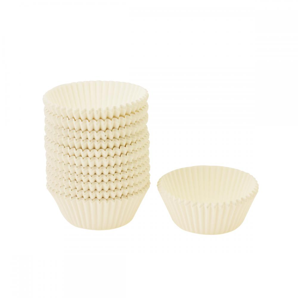 Standard Size White Cupcake Liner