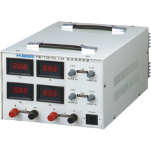 Digital Display Double Output Regulável DC Stabvilized Power Supply
