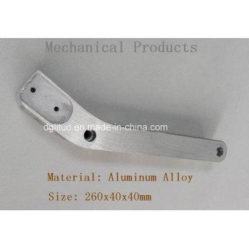 Peças mecânicas de fundição - braço superior da máquina de alta pressão