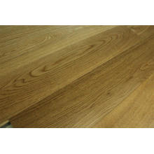 O carvalho longo da prancha da categoria do ab projetou o revestimento de madeira do parquet clássico