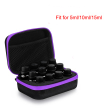 Nylon olive essential boxes for 5ml/10ml/15ml