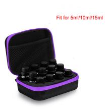 Boîtes essentielles en nylon olive pour 5 ml / 10 ml / 15 ml