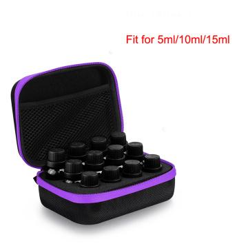 Cajas esenciales de oliva de nylon para 5 ml / 10 ml / 15 ml