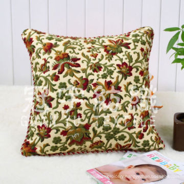 Suede Jacquard for Square Cushion Cover Fabrics