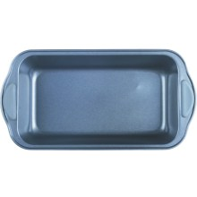 Silicone grip loaf cake mould