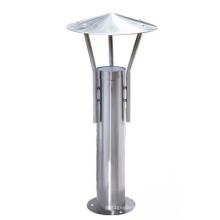 Lumière solaire de jardin de 12W / lampe de pelouse avec de haute qualité