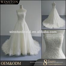 новый стиль алибаба кружева и шармез свадебные платье