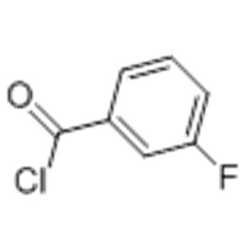3-Fluorobenzoyl chloride CAS 1711-07-5
