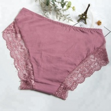 Thin Section Hollow silk panties sexy g-string