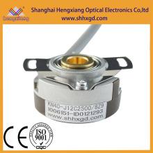 KN40 furo cego 6mm codificador 24V DC Motor Encoder rotativo Preço Distância Posição do sensor 3600 pulso
