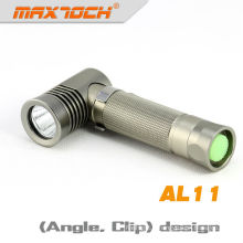 Maxtoch AL11 320LM Pocket taille XP-E R5 grand angle LED lampe de poche