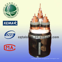 Best Seller 10kV XLPE Insulated STA Armored 300mm2 Power DC Cable