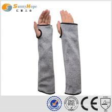 Sunnyhope gelber Hülsenschnitt-Schutzhandschuh