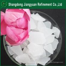 China Fábrica de venda quente de tratamento de águas residuais Químicos 17% Sulfato de alumínio